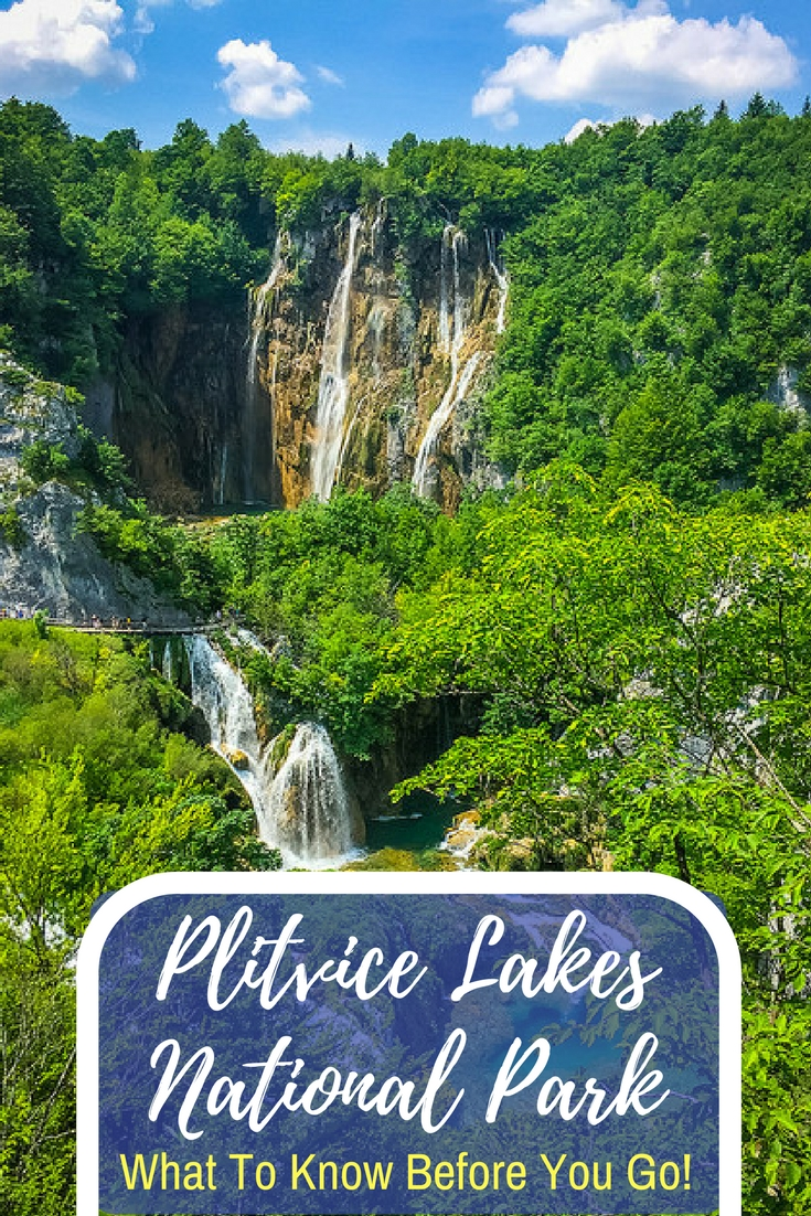Berühmt Plitvice Lakes National Park, Croatia: What To Know Before You Go #DW_68