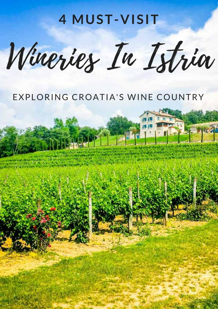 4 Must Visit Wineries In Istria