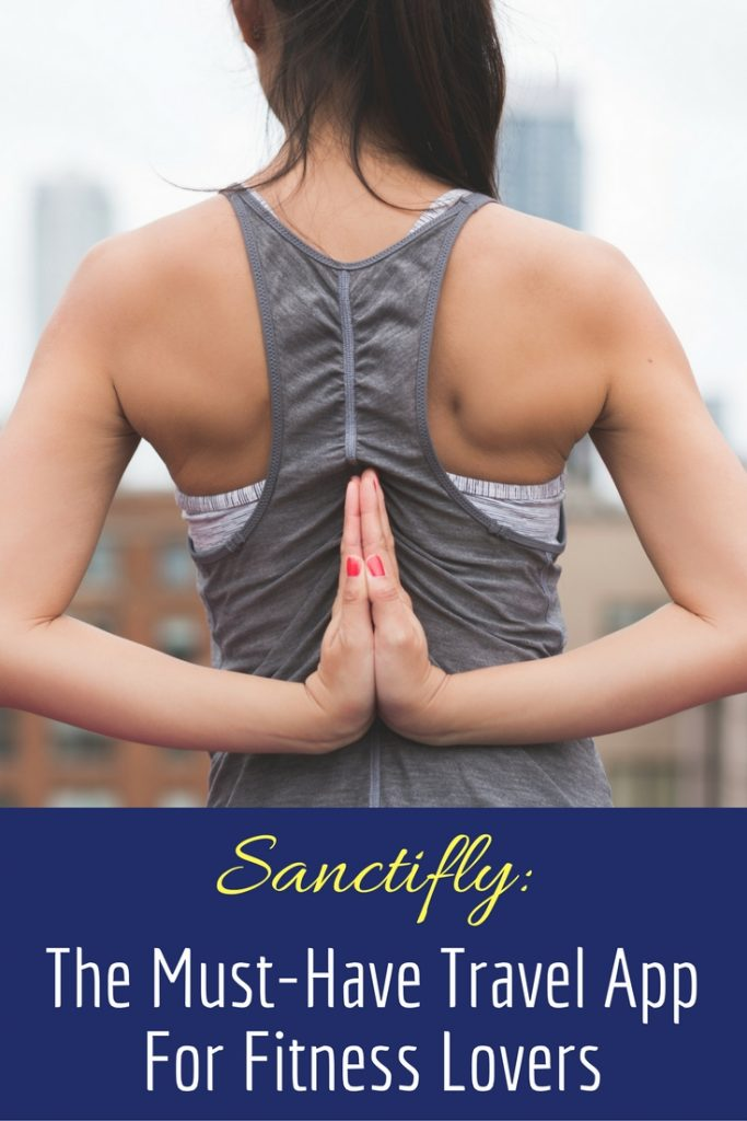 Sanctifly Travel Hack Pinterest