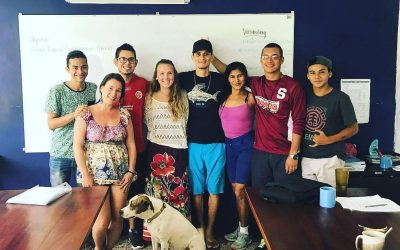 Why TEFL in Costa Rica is #Goals